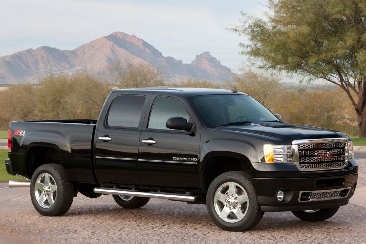 GMC Sierra 2500HD 2014 #3