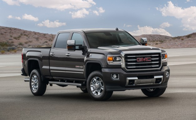 GMC Sierra 2500HD 2015 #10