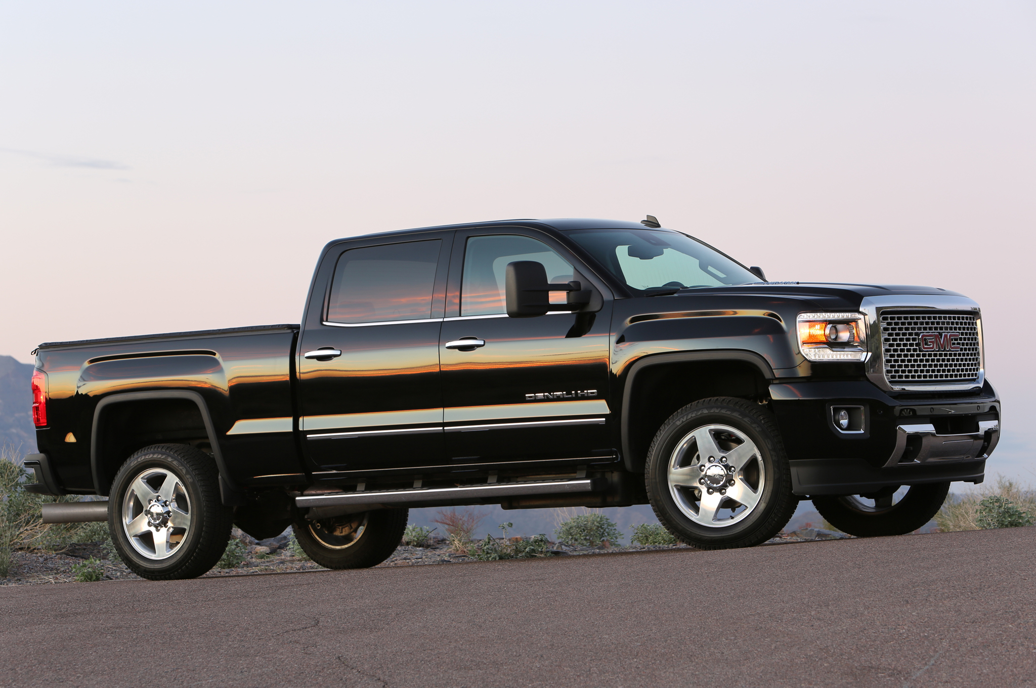 GMC Sierra 2500HD 2015 #12