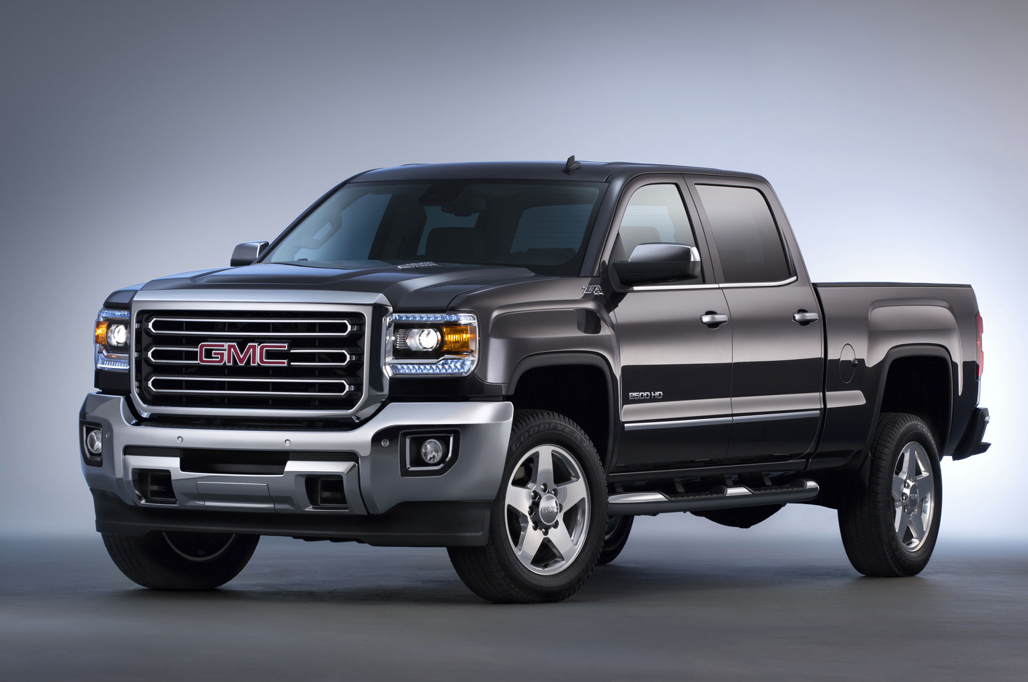 GMC Sierra 2500HD 2015 #2