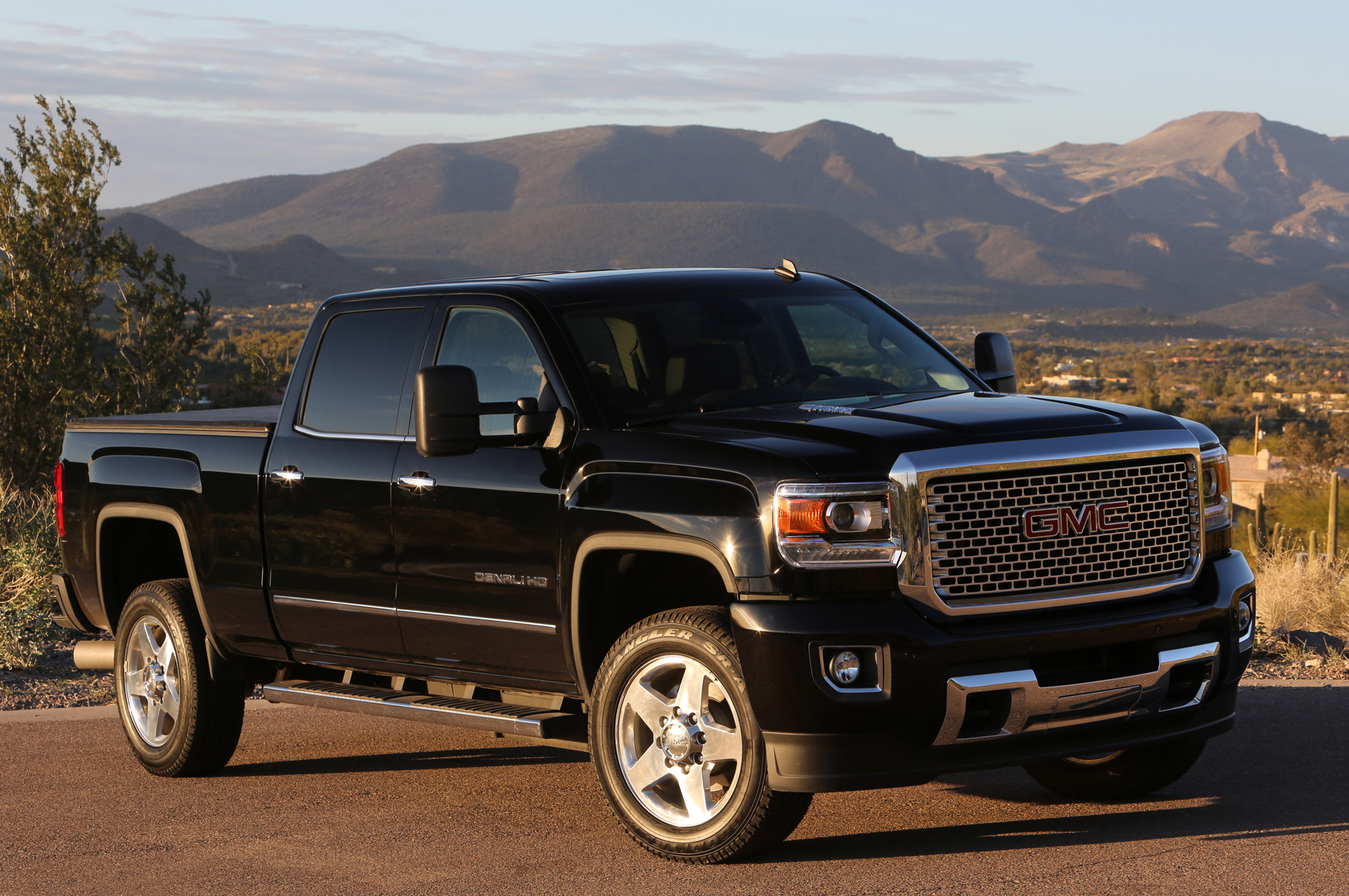 GMC Sierra 2500HD 2015 #4