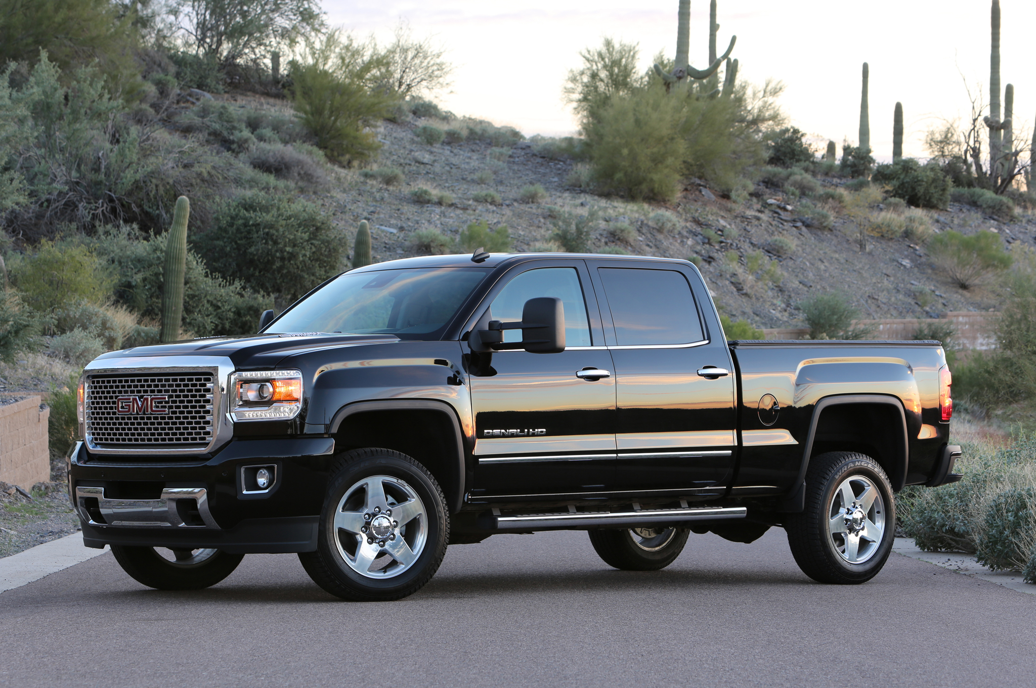 GMC Sierra 2500HD 2015 #8
