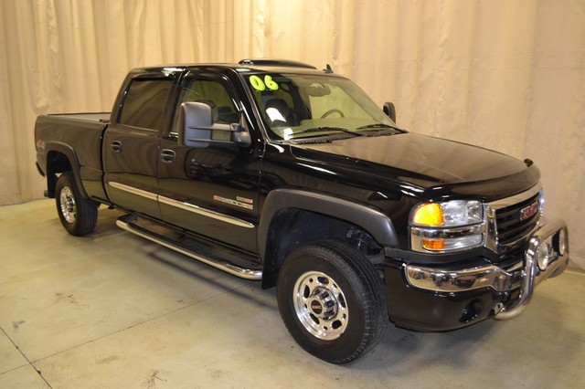 GMC Sierra 2500HD SLE2 #24
