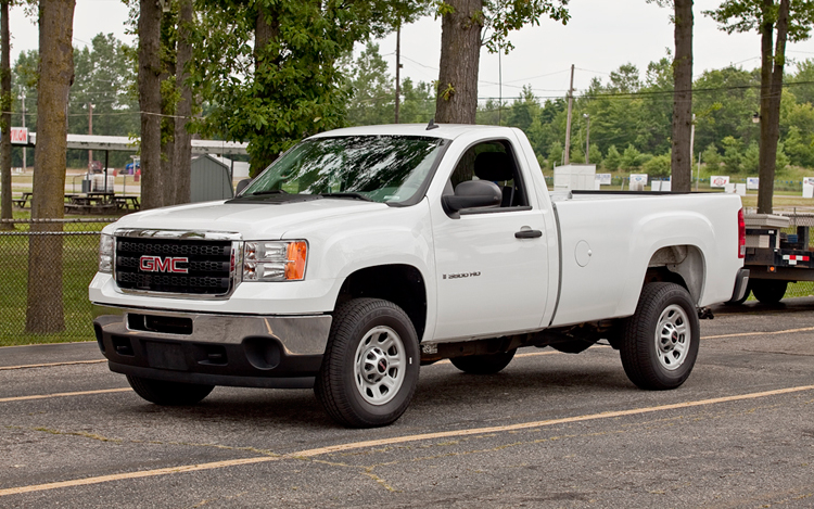 GMC Sierra 2500HD Work Truck #1