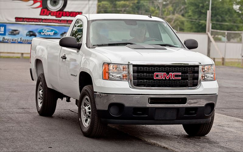 GMC Sierra 2500HD Work Truck #2