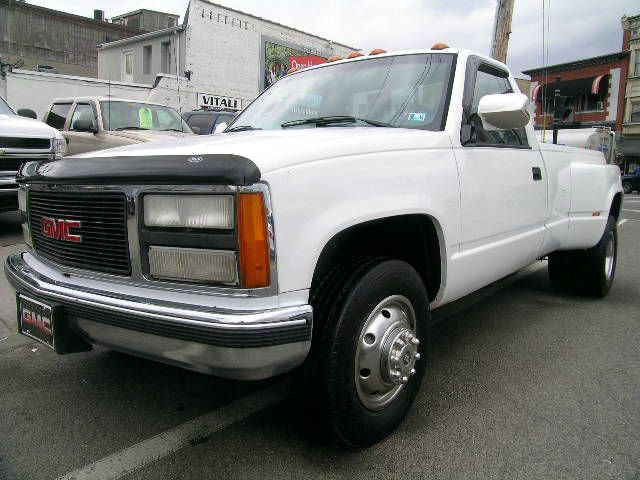 1992 Gmc Sierra 3500 - Information And Photos