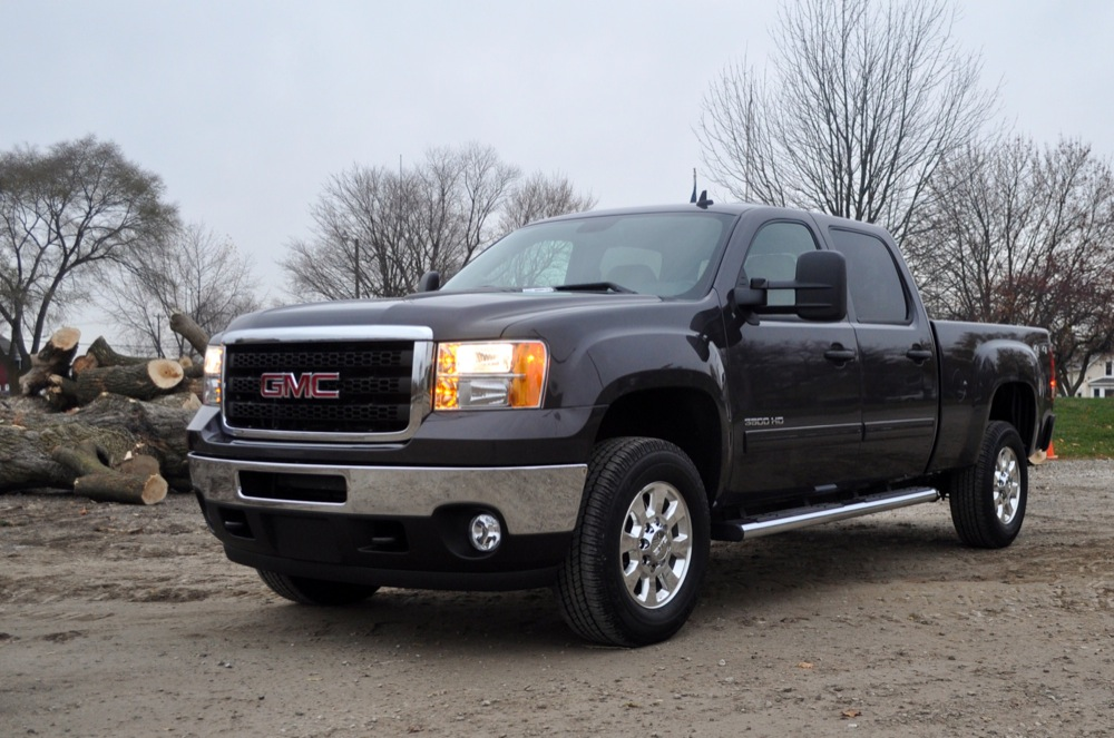GMC Sierra 3500HD #15