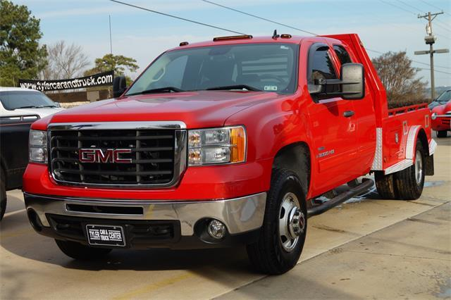 GMC Sierra 3500HD SLE2 #8
