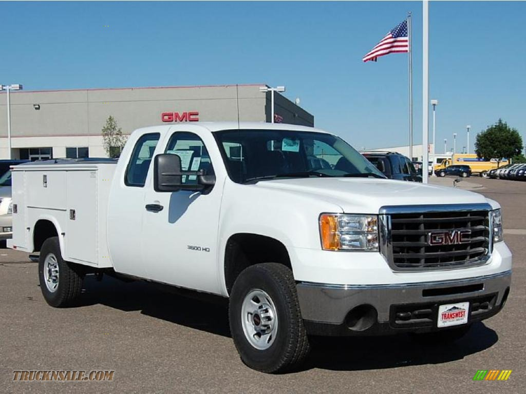 GMC Sierra 3500HD Work Truck #5