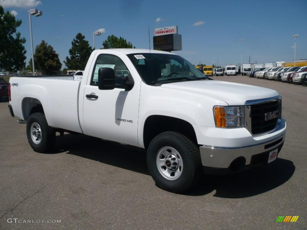GMC Sierra 3500HD Work Truck #6