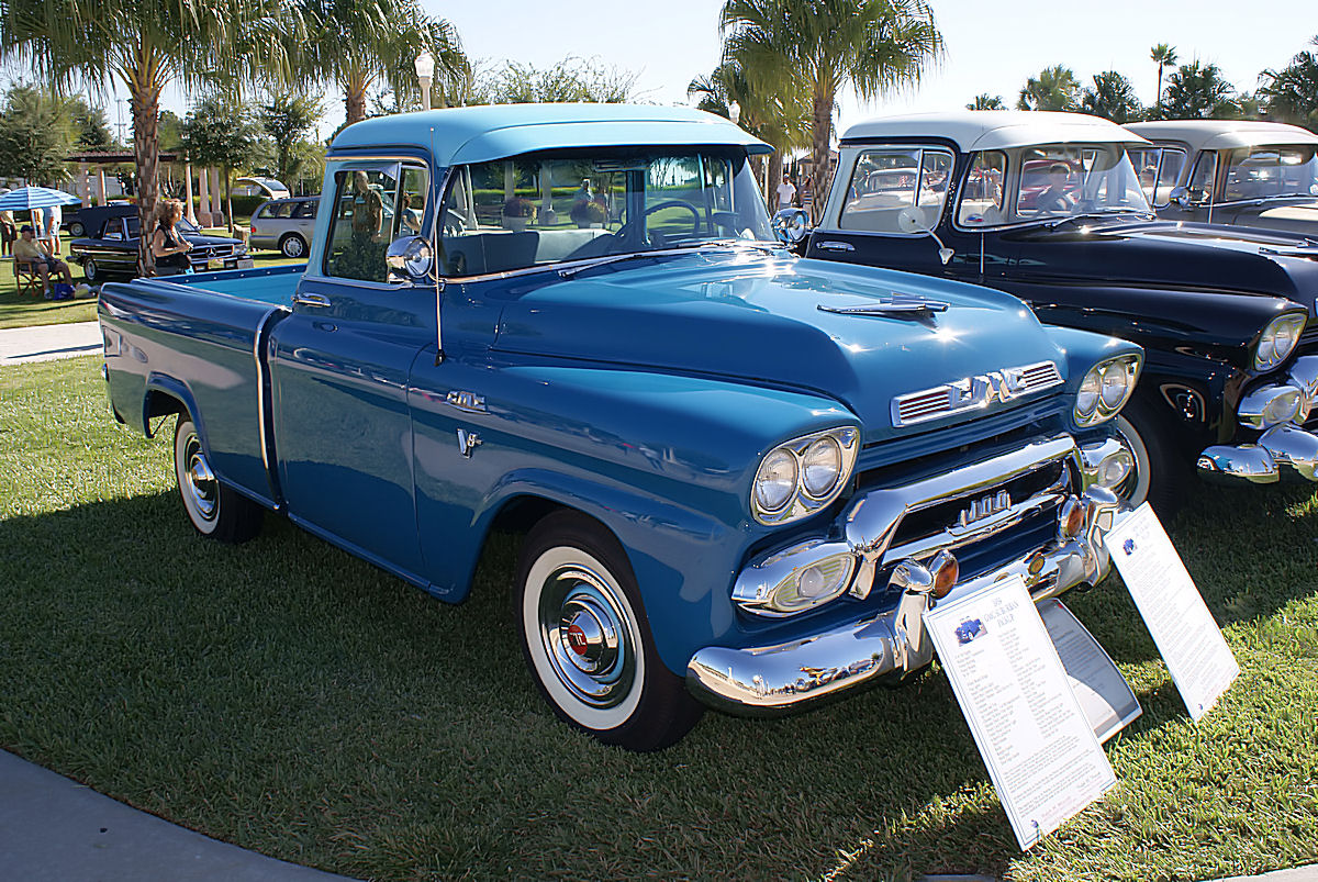 1959 Gmc Suburban Information And Photos Momentcar