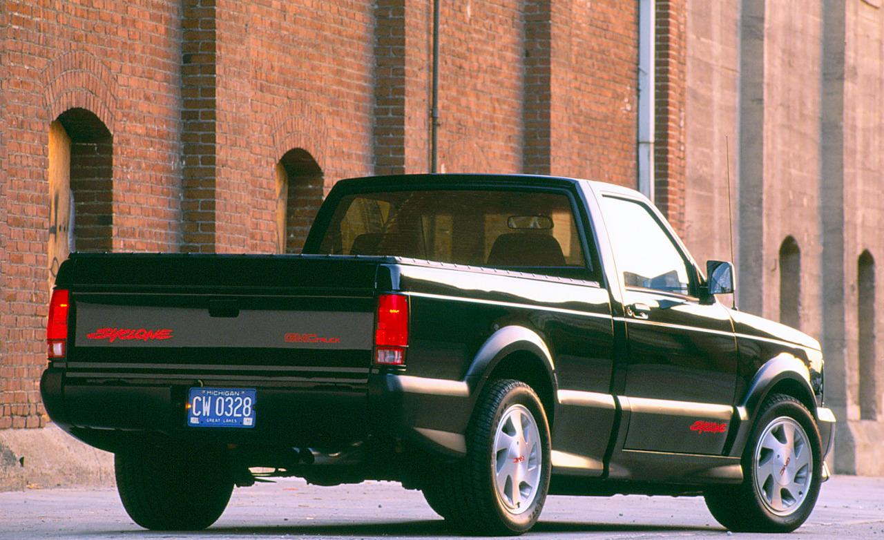 GMC Syclone Base #1