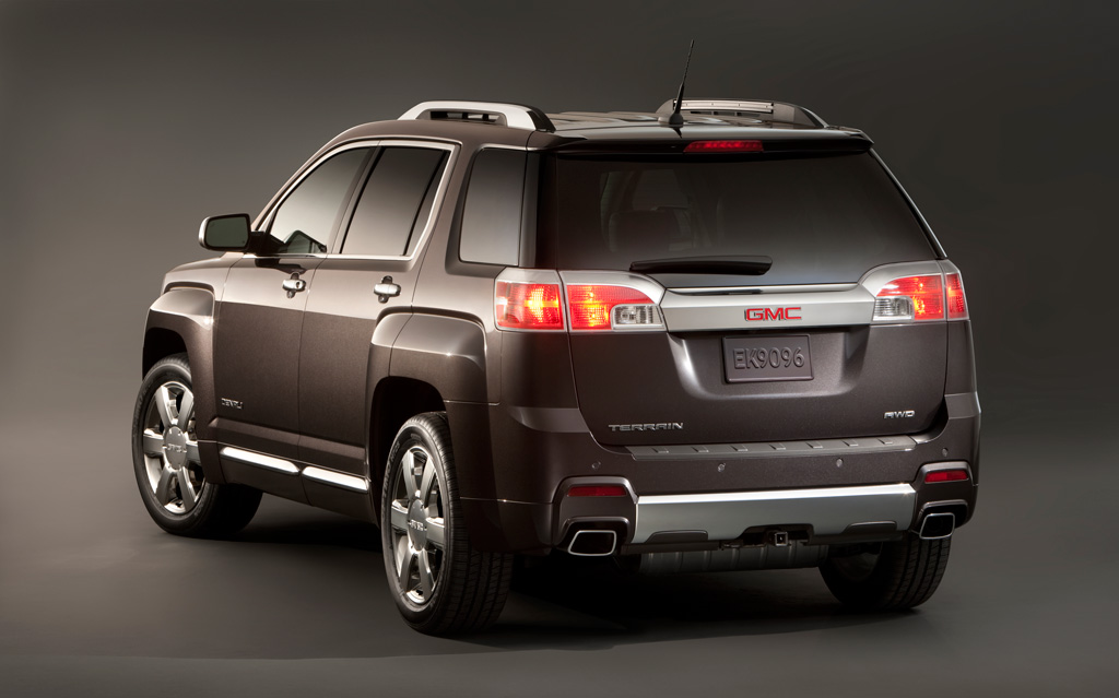2012 gmc terrain information and photos momentcar. Black Bedroom Furniture Sets. Home Design Ideas