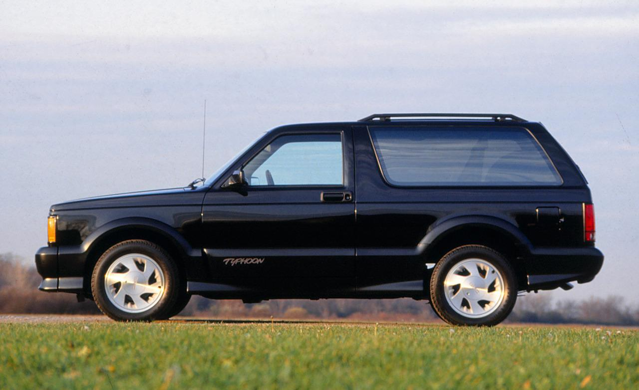 GMC Typhoon #3