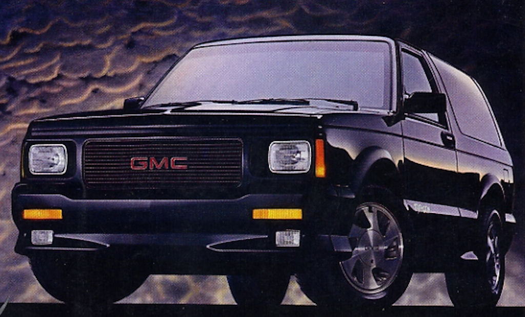GMC Typhoon #6