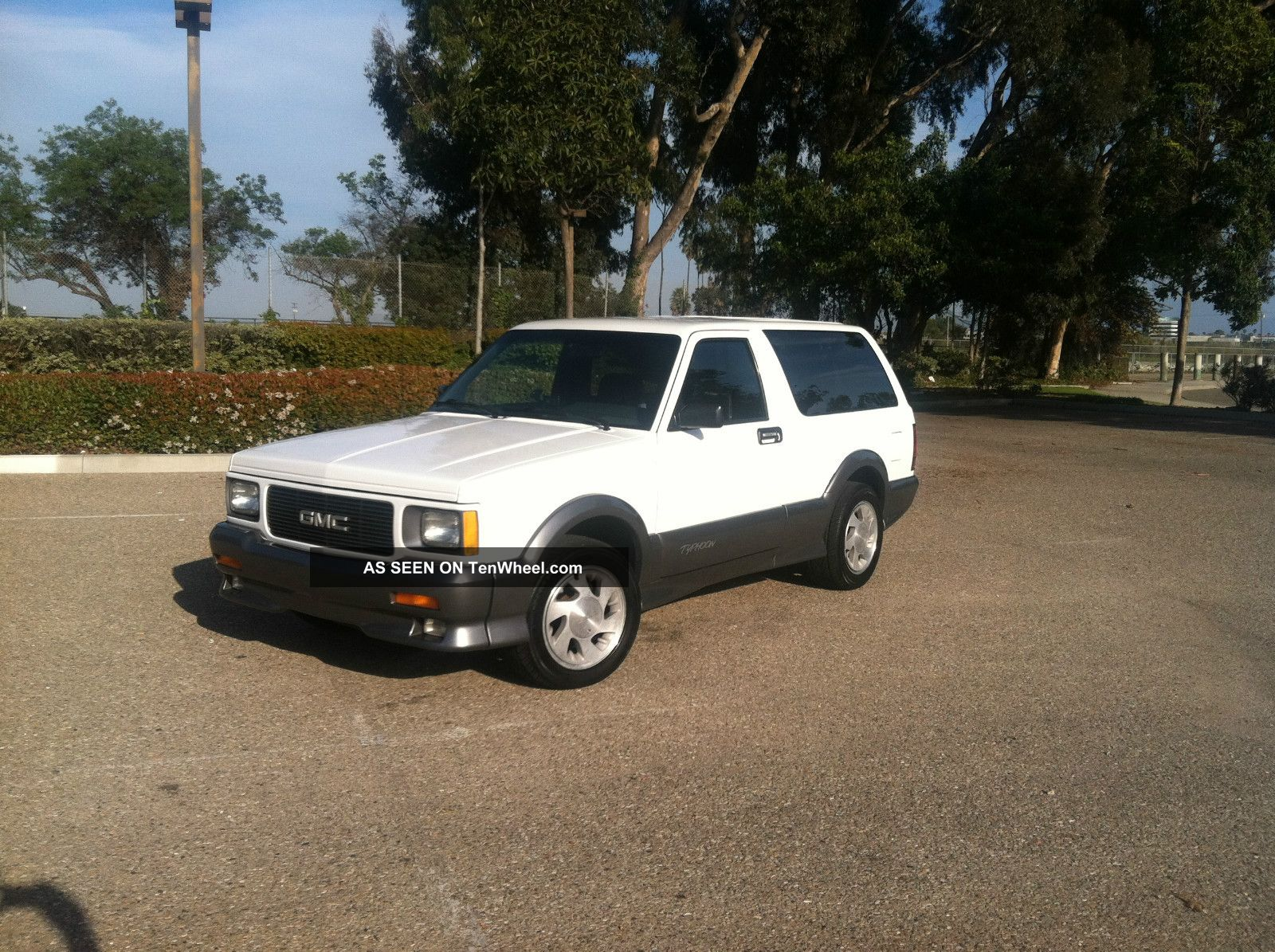 GMC Typhoon Base #1