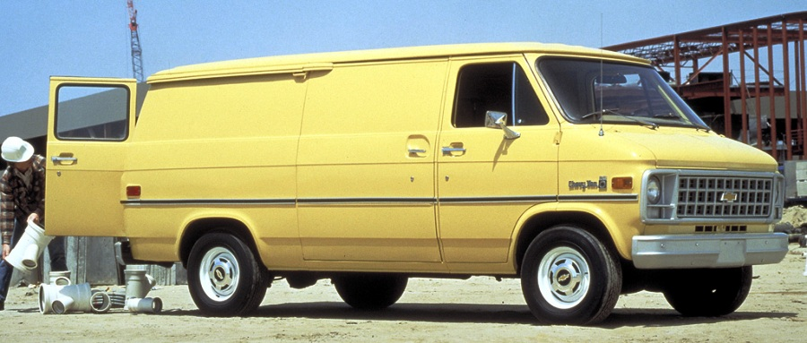 Download Gmc Van 1980 6