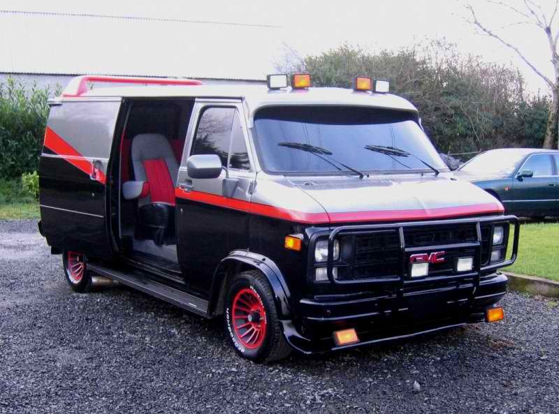 1980 Gmc Vandura Information And Photos Momentcar
