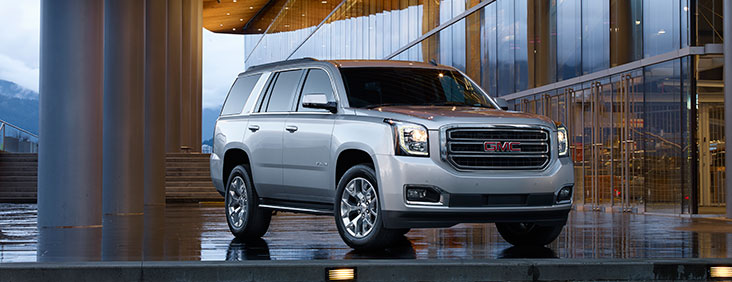 GMC Yukon Base #25