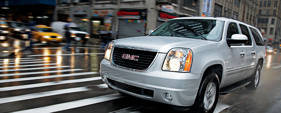 GMC Yukon Fleet #33