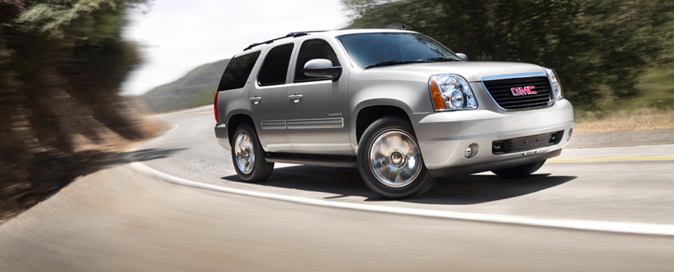 GMC Yukon Fleet #34