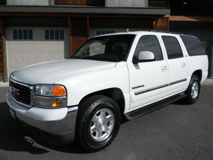 2000 gmc yukon xl manual