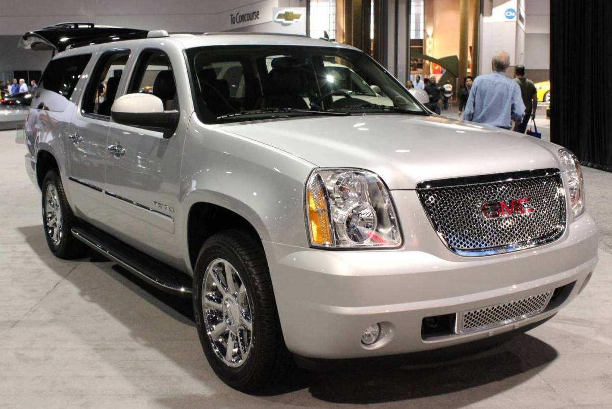 2012 gmc yukon xl information and photos momentcar. Black Bedroom Furniture Sets. Home Design Ideas