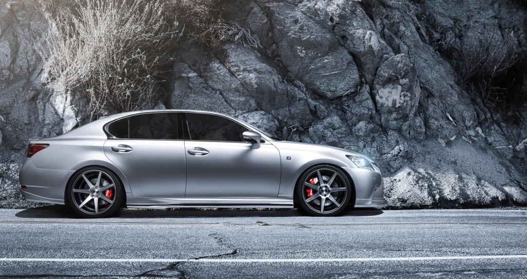 Have you ever seen this upgraded Lexus 2013 GS model? #10