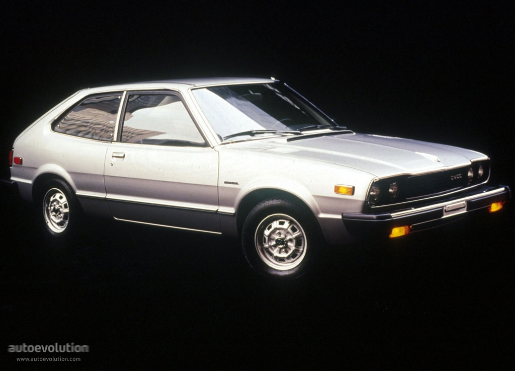 Honda Accord 1977 #8
