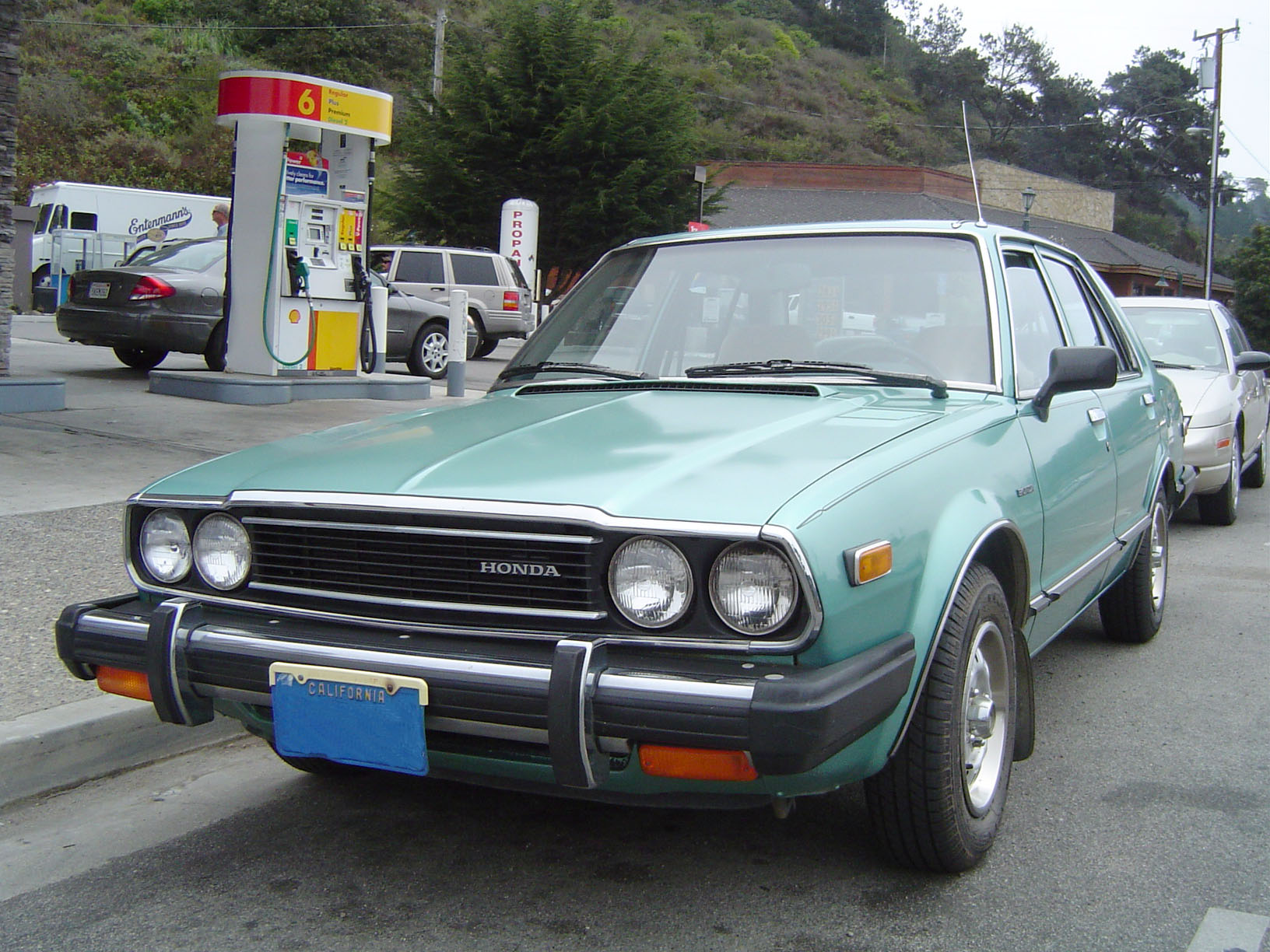 Honda Accord 1977 #9