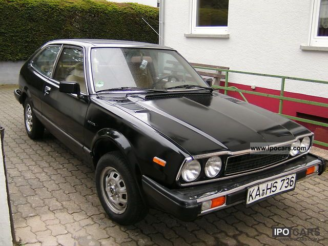 1981 Honda Accord Information And Photos Momentcar