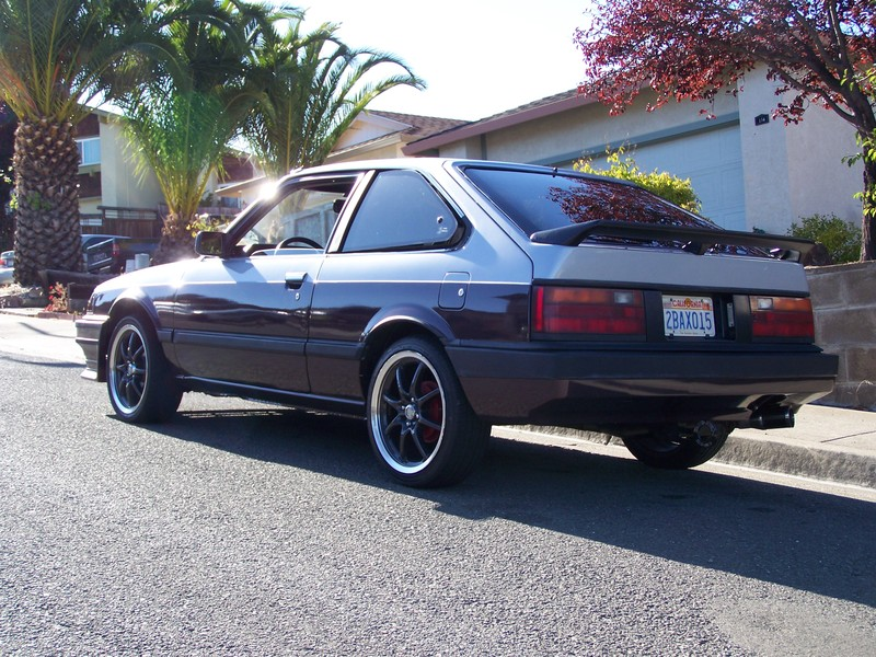 Honda Accord 1984 #13