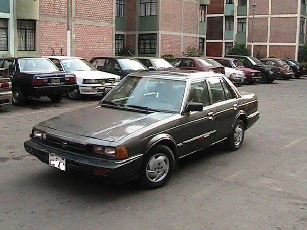 Honda Accord 1984 #7