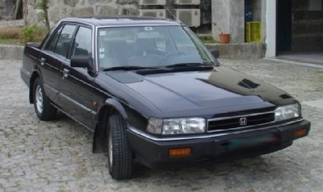 Honda Accord 1984 #8