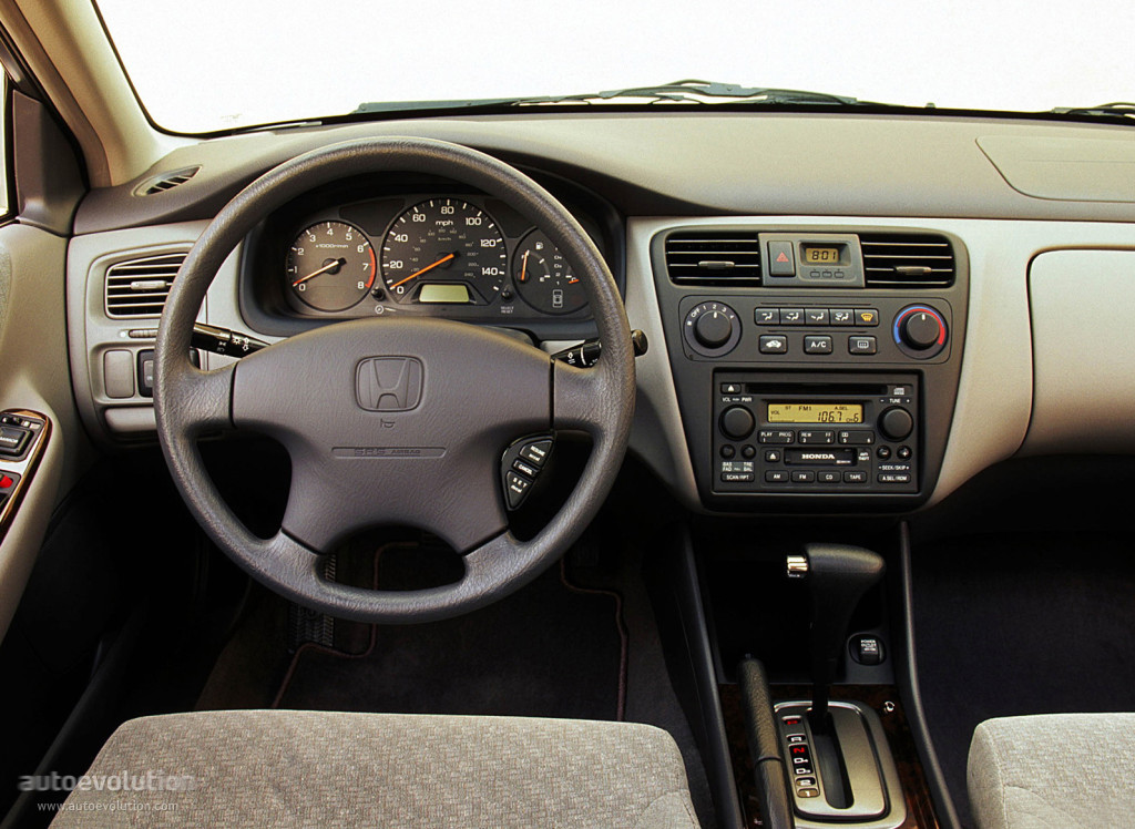 Awesome Download Honda Accord 2002 10