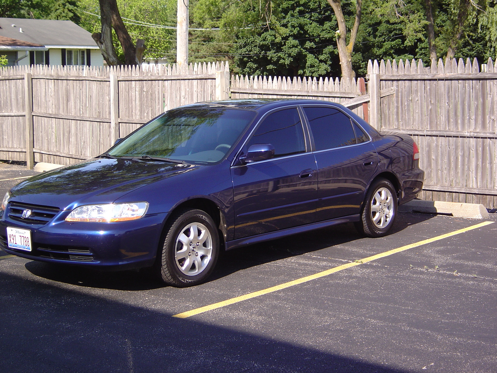 2002 honda accord information and photos momentcar. Black Bedroom Furniture Sets. Home Design Ideas