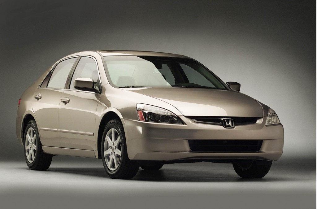 Honda Accord 2003 #1