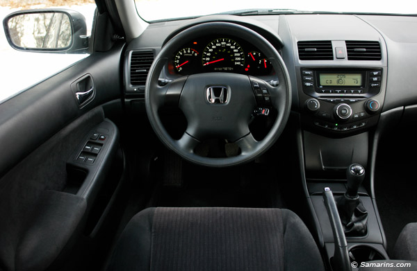 Honda Accord 2003 #11