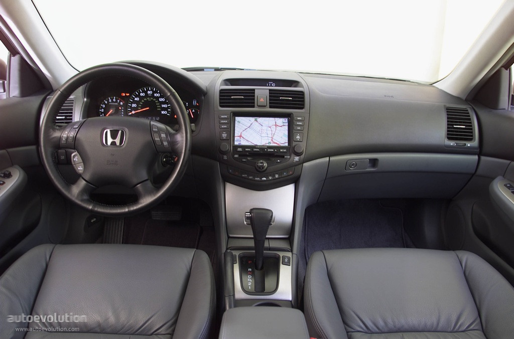 Honda Accord 2003 #5