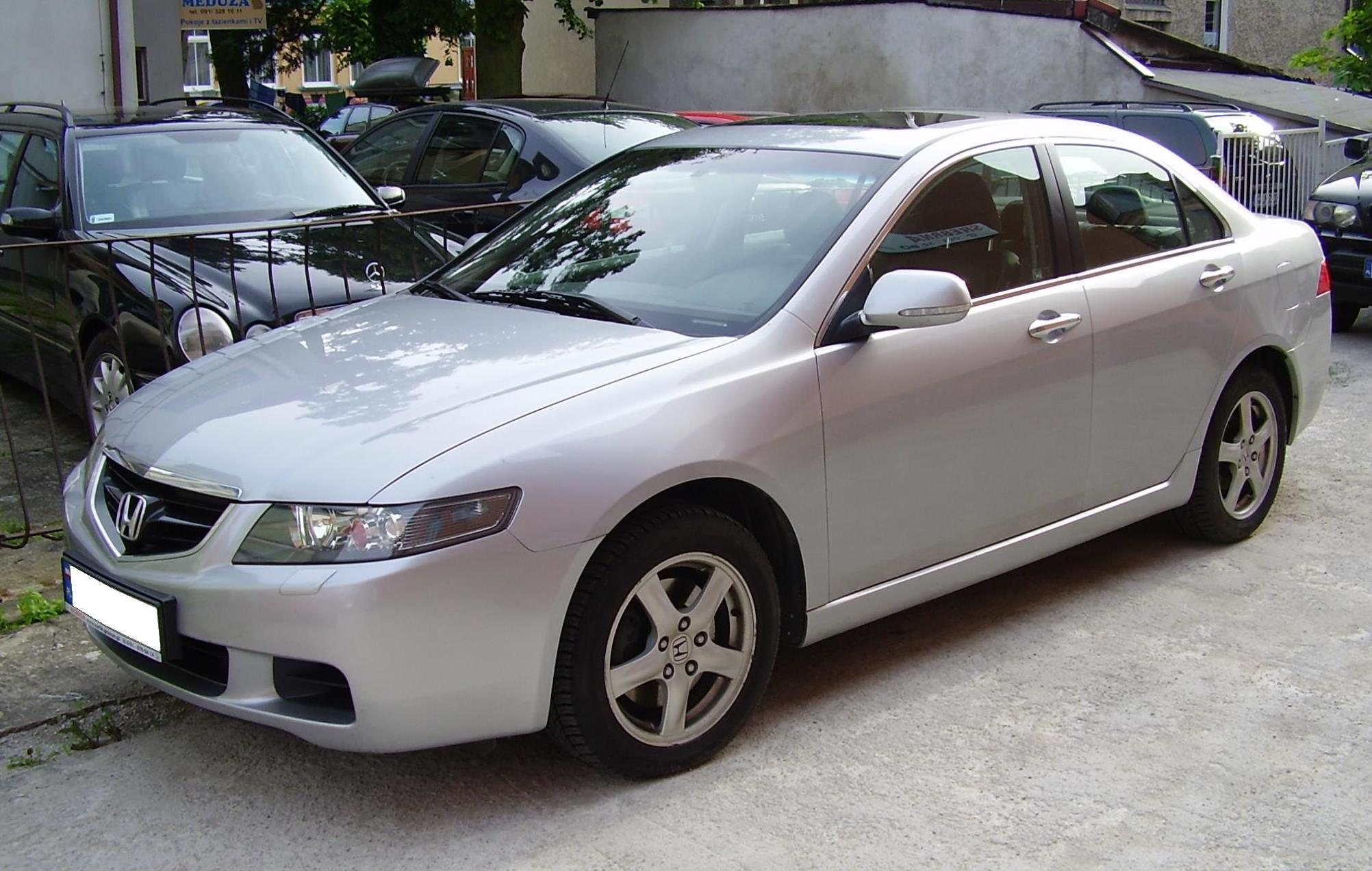 Honda Accord 2004 #1