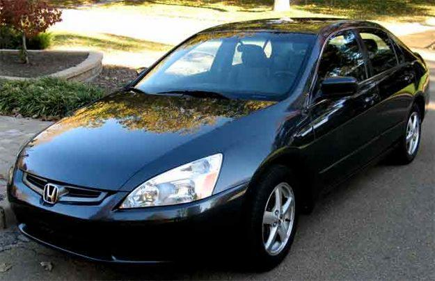 Honda Accord 2004 #2