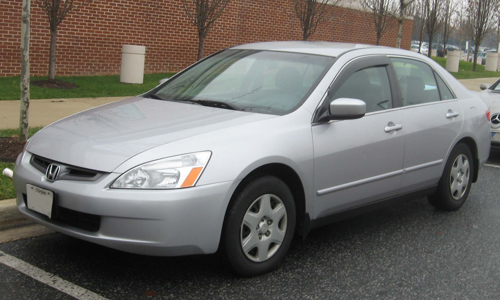 Honda Accord 2004 #5