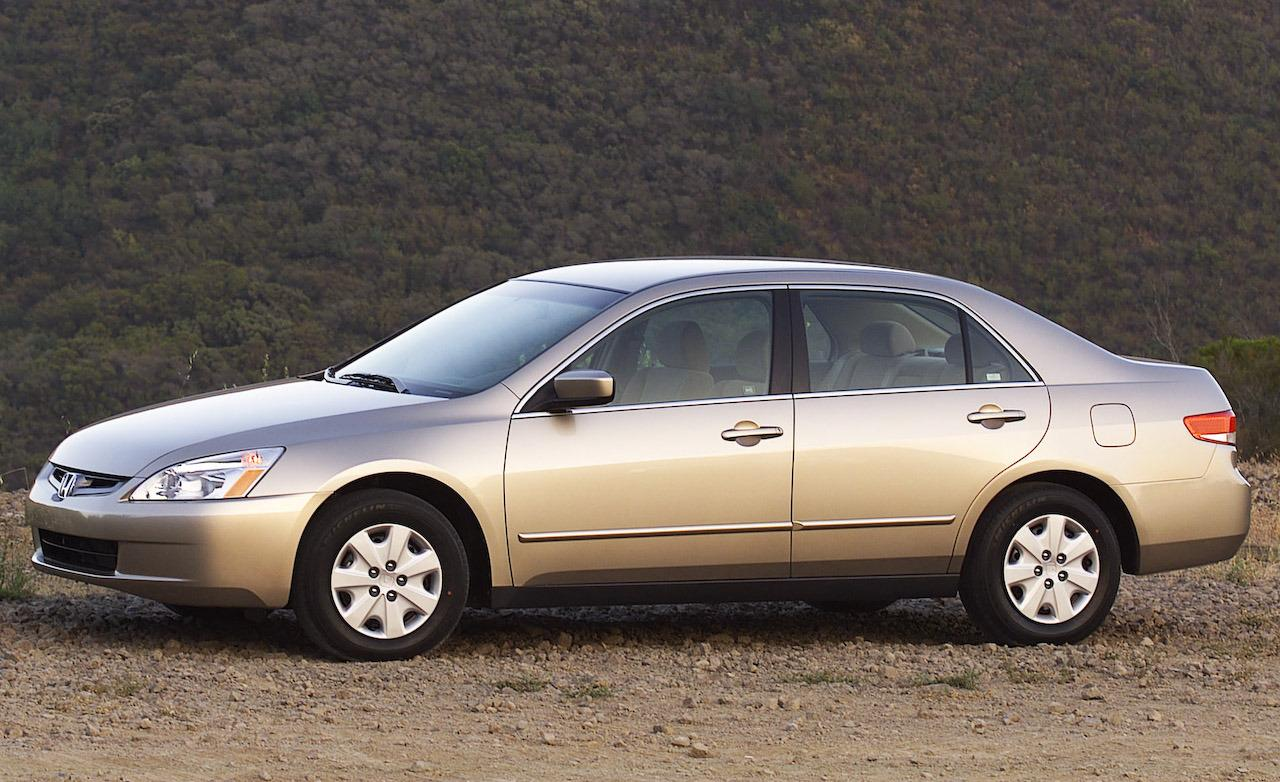 Honda Accord 2004 #6