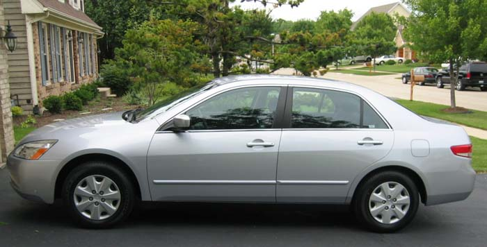 Honda Accord 2004 #8