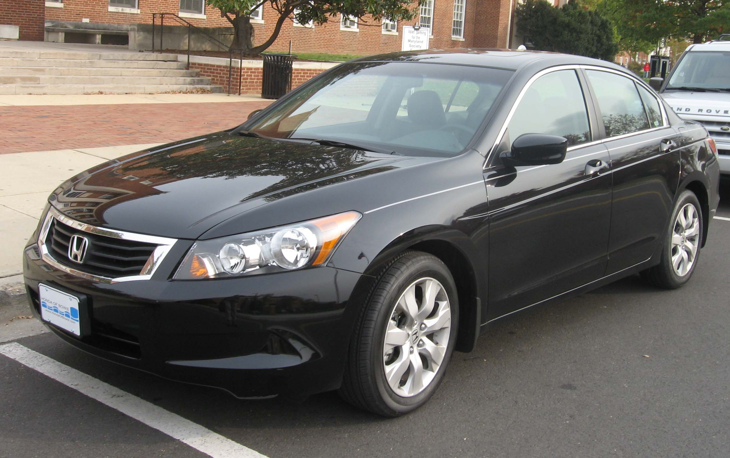 Honda accord 2007 4 honda accord 2007 4