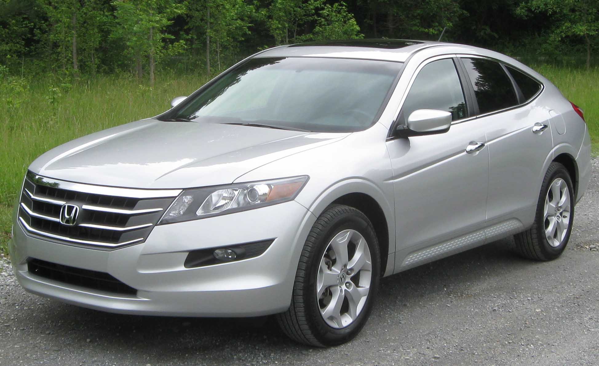 Honda Accord Crosstour EX-L #7