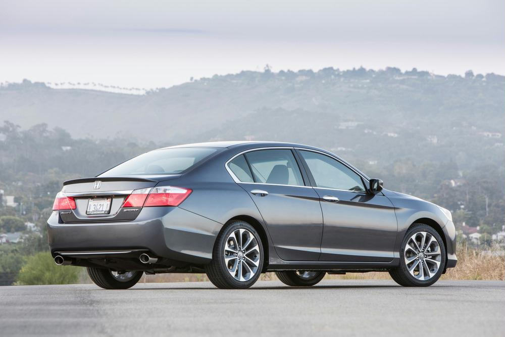 Honda Accord EX-L V-6 #58