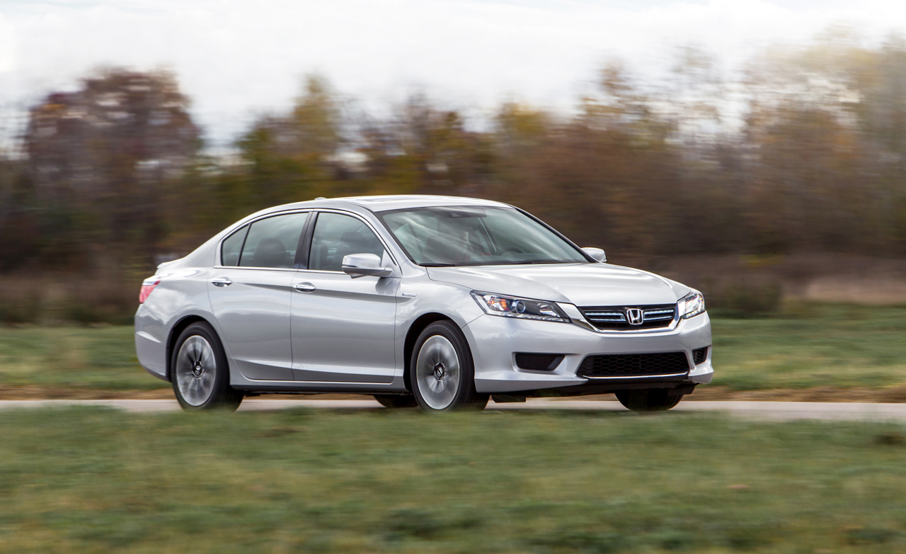 Honda Accord Hybrid #37