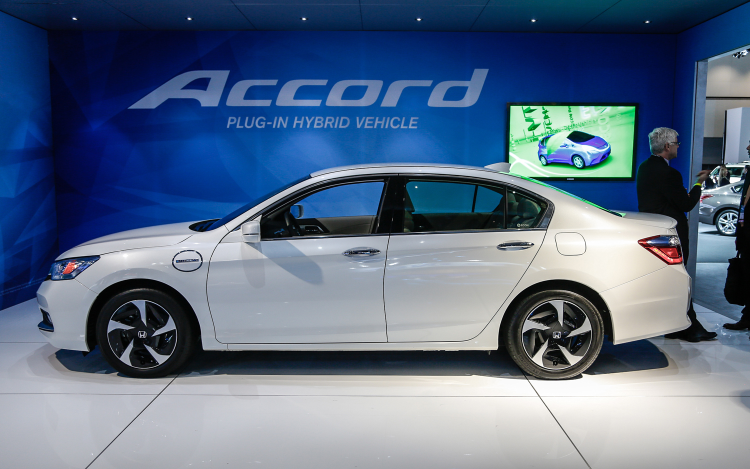 Honda Accord Hybrid #38