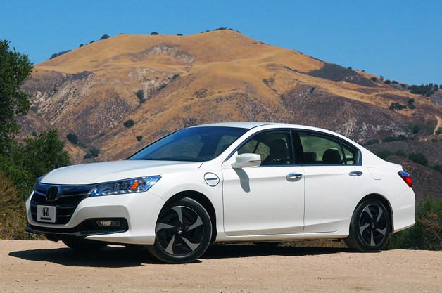 Honda Accord Hybrid 2014 #12